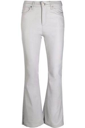 FEDERICA TOSI Slim-cut flared trousers