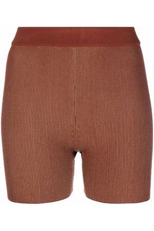 Jacquemus High-waisted knitted shorts