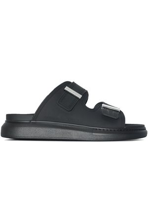Alexander McQueen Oversized Hybrid sandals
