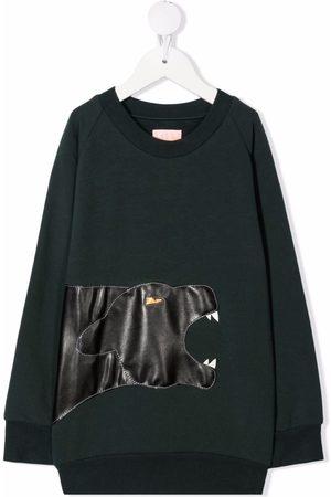 Wauw Capow by Bangbang Boys Sweatshirts - Blaise cotton sweatshirt