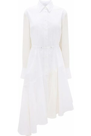 J.W.Anderson ASYMMETRIC SHIRT DRESS