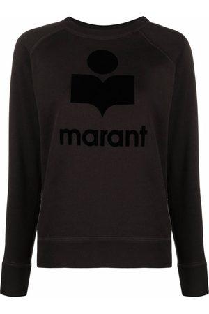 Isabel Marant Emilly logo-print sweatshirt