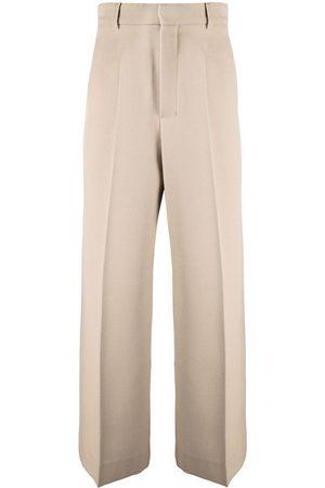 Ami Women Wide Leg Pants - High-waisted palazzo pants