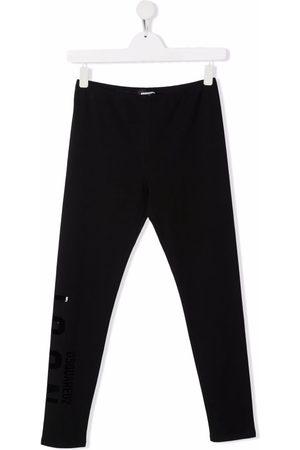 Dsquared2 Girls Leggings - Icon-print leggings
