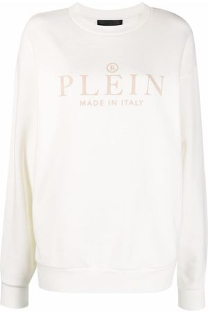 Philipp Plein Iconic Plein long-sleeve sweatshirt