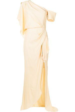 MANNING CARTELL Women Asymmetrical Dresses - Asymmetrical Games one-shoulder gown