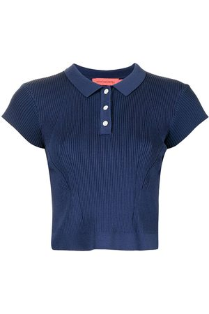 MANNING CARTELL Women Polo Shirts - MVP knitted polo shirt