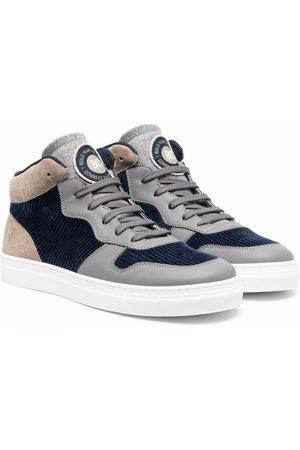 Brunello Cucinelli Boys Sneakers - TEEN colour-block sneakers