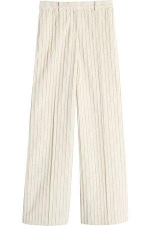 Victoria Victoria Beckham Corduroy palazzo trousers