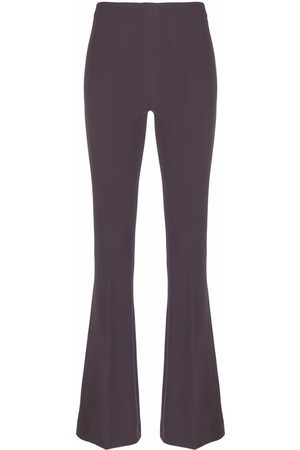 BLANCA Women Wide Leg Pants - Fitted flare trousers