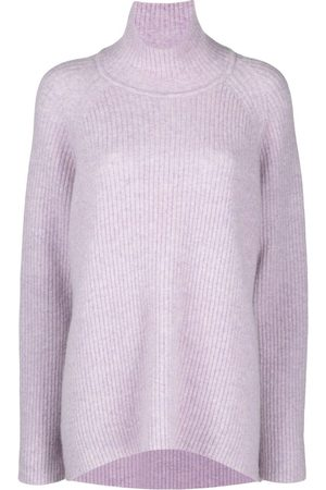 CHRISTIAN WIJNANTS Women Jumpers - Ribbed-knit high-neck jumper