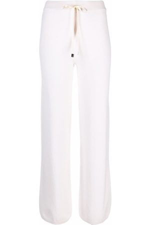 PESERICO SIGN Drawstring-waist track trousers