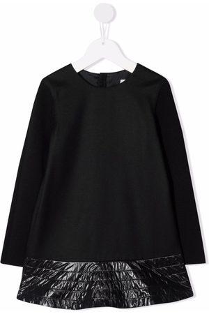 Moncler Girls Casual Dresses - Long sleeve wool dress