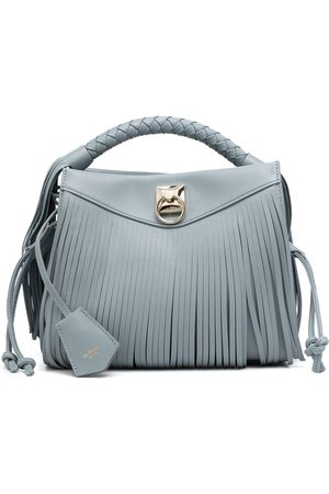 MULBERRY Women Tote Bags - Iris fringed tote