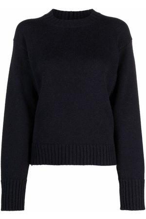 Jil Sander Cashmere-blend knitted jumper