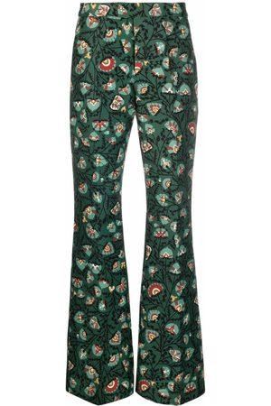 La DoubleJ Women Wide Leg Pants - Saturday Night flared trousers