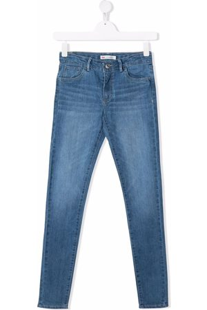 Levi's TEEN mid-rise skinny jeans