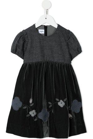 Familiar Velvet floral dress