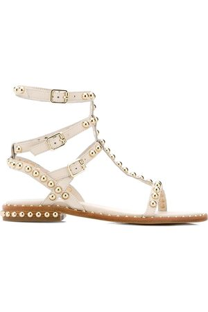 Ash Play studded strappy sandals