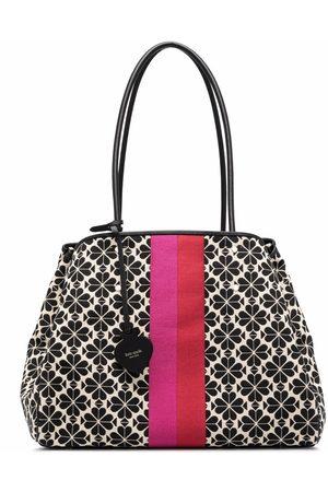 Kate Spade Women Handbags - Geometric-pattern tote bag