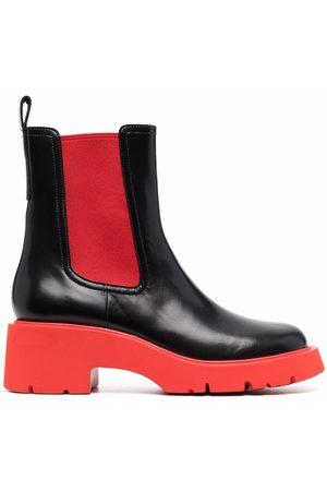 Camper Milah colour-block ankle boots