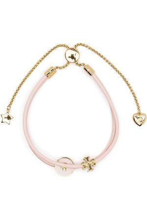 Tory Burch Kira two-band bracelet