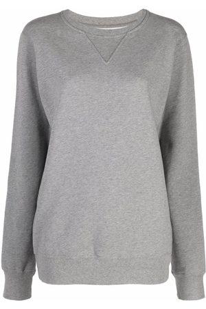 Maison Margiela Jersey-knit sweatshirt