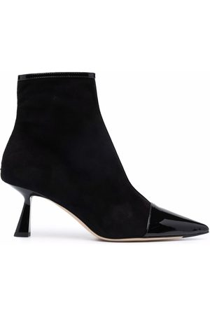 Jimmy Choo Kix 65mm pointed ankle boots