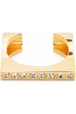 Balenciaga Blaze row cuff bracelet