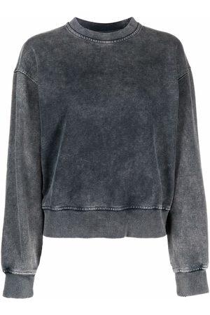 HAN Kjøbenhavn Distressed-effect sweatshirt