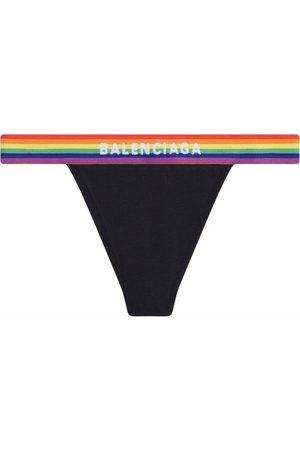 Balenciaga Pride sporty thong