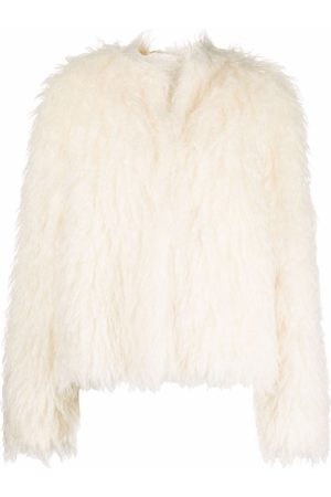 Ami Faux fur jacket