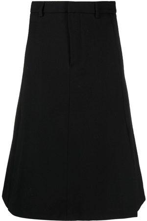 Ami Women Skirts - High-waisted A-line skirt