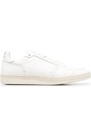 Ami Leather low-top sneakers
