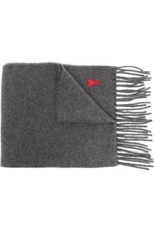 Ami Ami de Coeur wool scarf