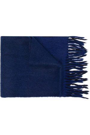 Isabel Marant Logo fringe scarf