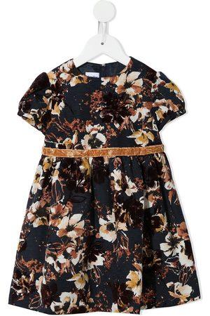 Familiar Girls Casual Dresses - Floral-print dress