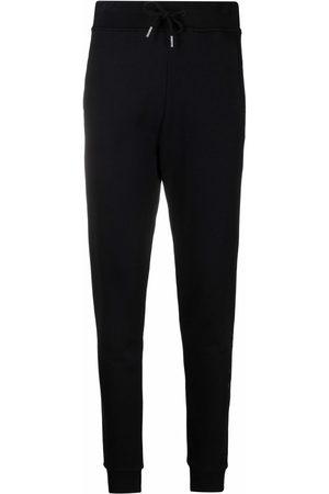 Karl Lagerfeld Rhinestone-embellished logo sweatpants