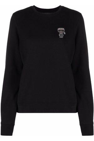 Karl Lagerfeld K/Ikonic studded sweatshirt