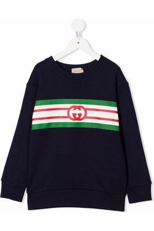 Gucci GG monogram cotton jumper
