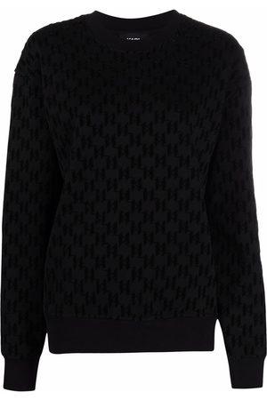 Karl Lagerfeld All-over pattern sweatshirt