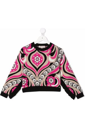 Emilio Pucci Graphic-print jumper