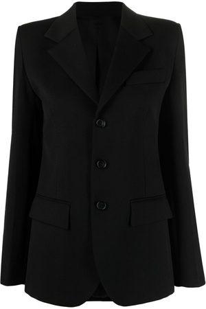 Ami Single-breasted tailored blazer