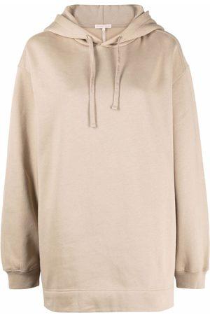 Filippa K Oversized hooded sweatshirt
