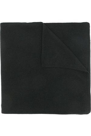 N.PEAL Gauzy small cashmere scarf