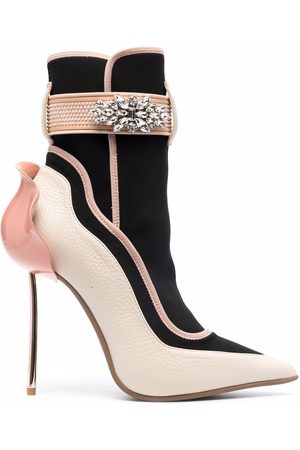 LE SILLA Embellished ankle boots