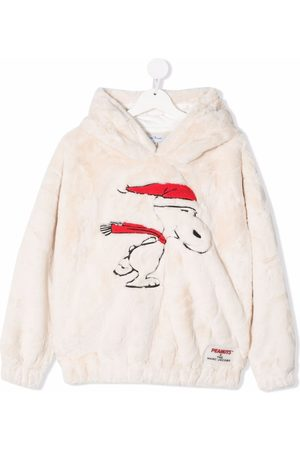 The Marc Jacobs TEEN embroidered pullover hoodie