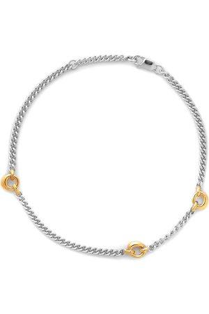 Otiumberg Trio chain-link bracelet