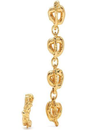 Alighieri Chain-link detail earrings