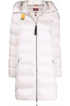 Parajumpers Zip-up hooded padded coat